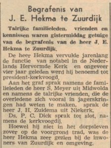 1957 10 31 jan enne hekma begrafenis v