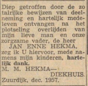 1957 12 05 jan enne hekma dank v