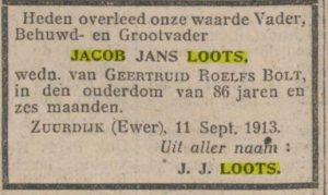 a005 loots bolt 1915