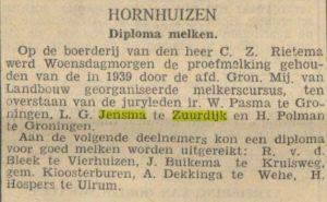 b121 jensma melken 1940 07 11