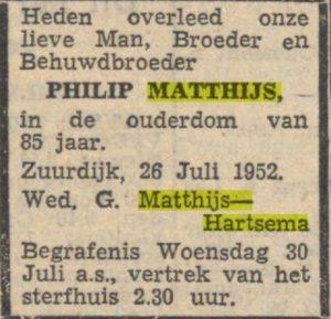 c036 c037 matthijs 1952 overl