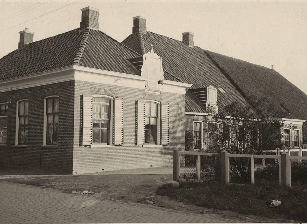 Bakkerij Meijer te Zuurdijk voor 1940