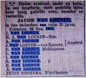 d053 1901 loenen van jacob adv