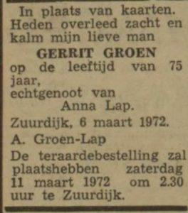 g043 groen gerrit 1972 overl