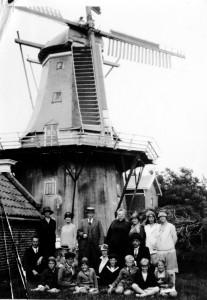 Molen De Zwaluw 1920-1930?