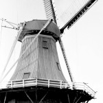 Molen einde restauratie zaterdag 13-5-1978 molendag