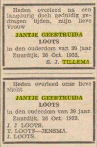 a064 loots jantje 1933 overl