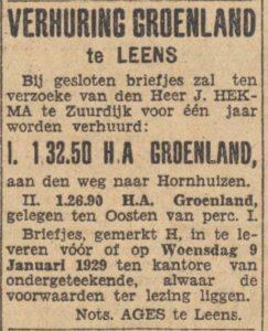 a074 1928 12 29 j hekma verhuur land