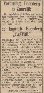 a074 1936 11 28 jacob hekma castor verhuring