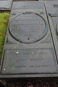 kerkhof graf 51 arien doornbos  kopie