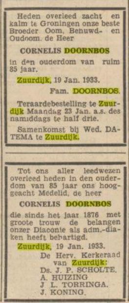 1933 doornbos c overl