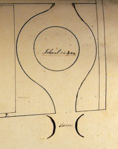 begraafplaats tekening toegang en rondeel kopie