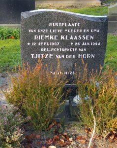 h104 Riemke van der Horn-Klaassen 1