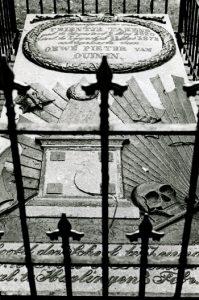 kerkhof 17 trientje takens