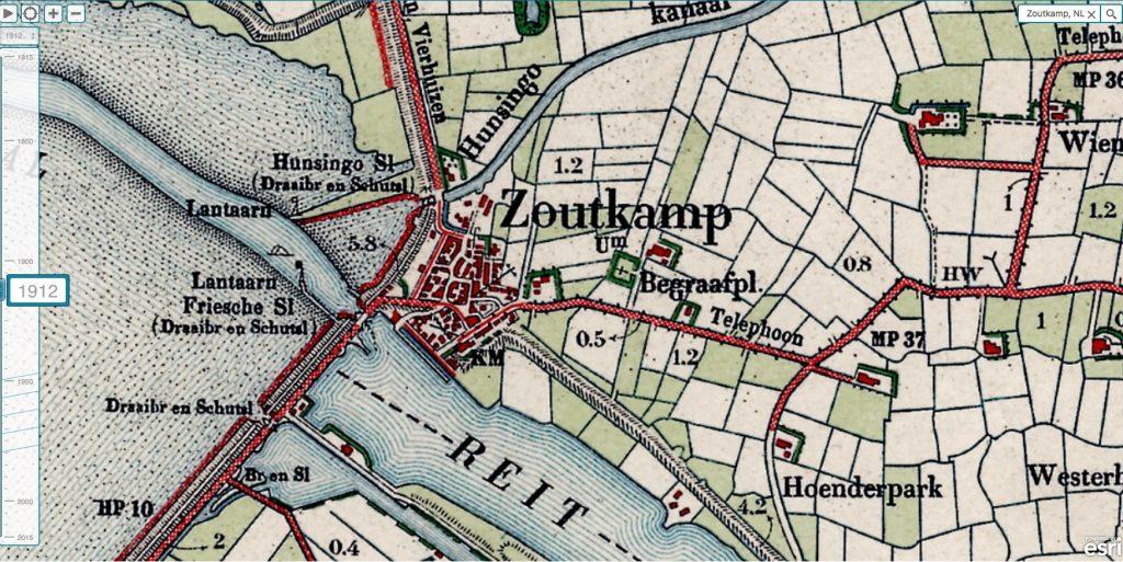 zoutkamp-kaart-1900-topografie